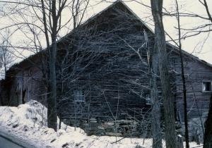 North Bridgewater Road -barn