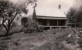 Mountain Farm Home