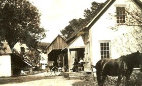 Pierceson's Store and Covered Bridge