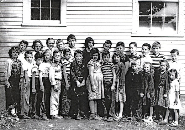 School_1950-1951