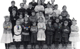 Bridgewater Village School 1914