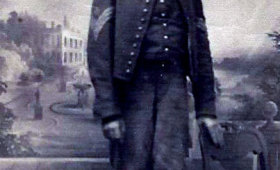 Unknown Civil War Soldier