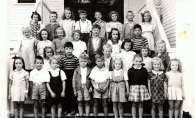 Bridgewater Village School 1943