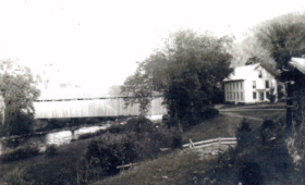 Bridgewater Corners Covered Bridge