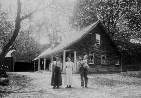 Harold C. Booth Family