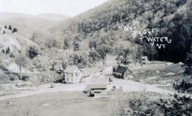 West Bridgewater postcard