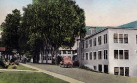 Woolen Mill circa 1950