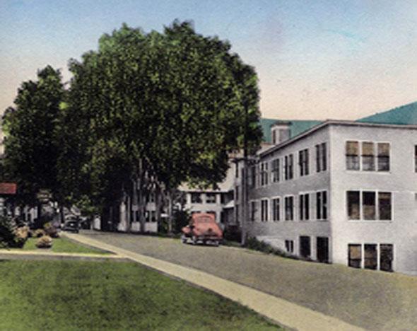 Woolen Mill circa1950